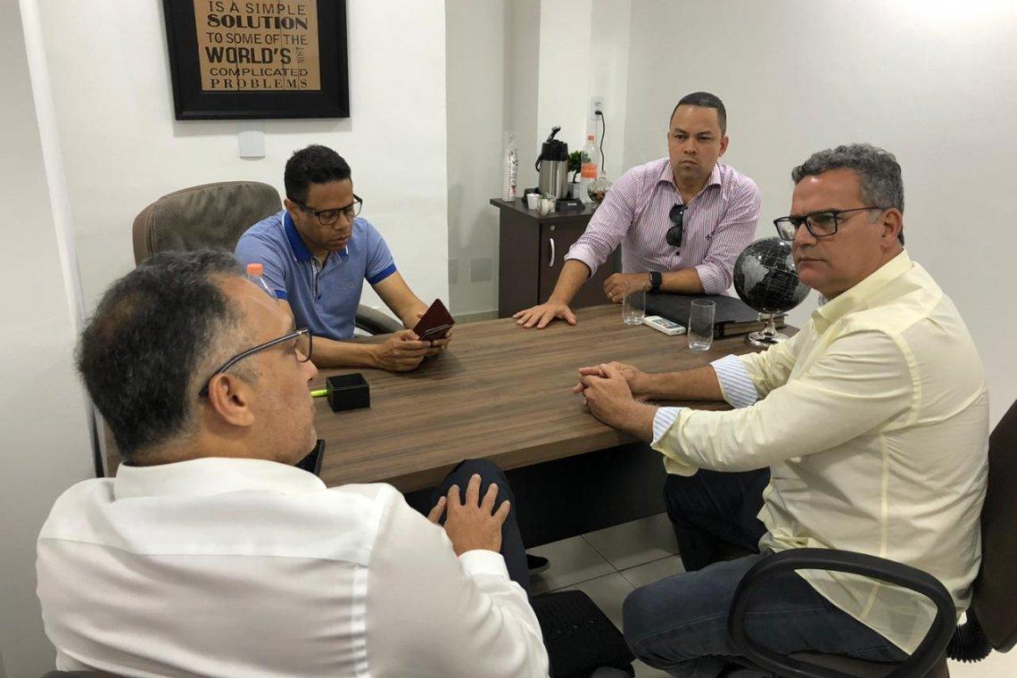 Presidente estadual do Republicanos e deputado estadual chegam a Campos para reforçar pré-candidatura de Tadeu Tô Contigo