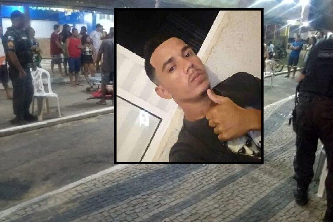 Violência: praia de Santa Clara tem um morto e sete feridos